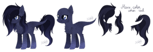 Adoptable   Moonlight Abyss   CLOSED
