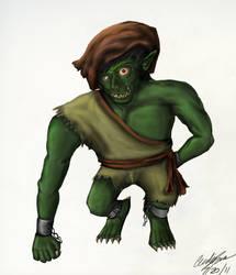 Goblin by Falchia