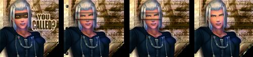 Kingdom Hearts 3D -Unknown Avatar- by Falchia