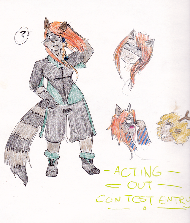 Tanya - Acting Out Entry 2 by Frey-ofthe-Arcane