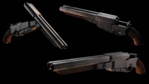 Dante's Shotgun by MMMurdock