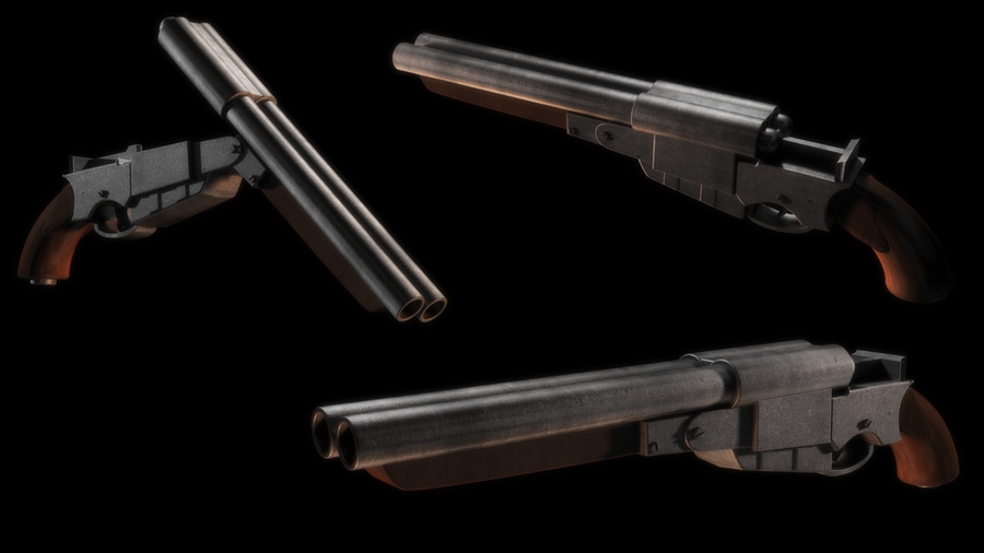 Renforcement du BackGround de FallRe Dante__s_Shotgun_by_MMMurdock