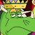 King Allfire not amused