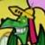 Sir Blaze grin