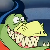 Sir Loungelot grin