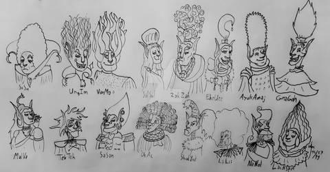 Explore Best Urskeks Art On Deviantart Urskeks are a race of tall, almost skeletal humanoids with a bright inner light. explore best urskeks art on deviantart
