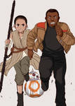 Fin and Rey