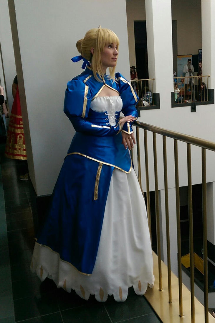 Saber Fate Stay Night by MysticalDreamer