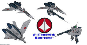 UN Spacy VF-11C (Super)