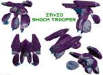 Invid Shock Trooper