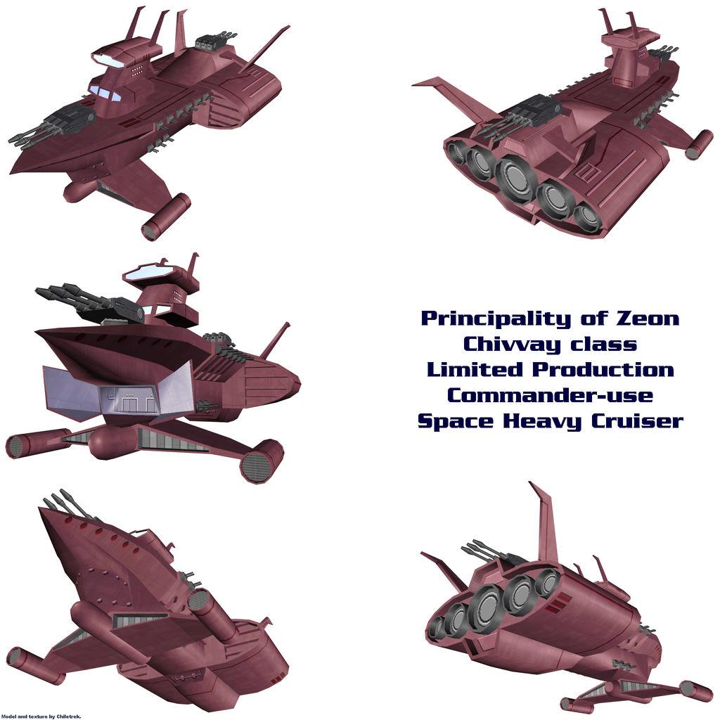 Zeon Chivvay class
