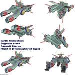 EF Pegasus class2 Thoroughbred