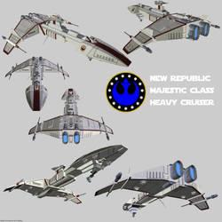 New Republic Heavy Cruiser (1) Majestic render