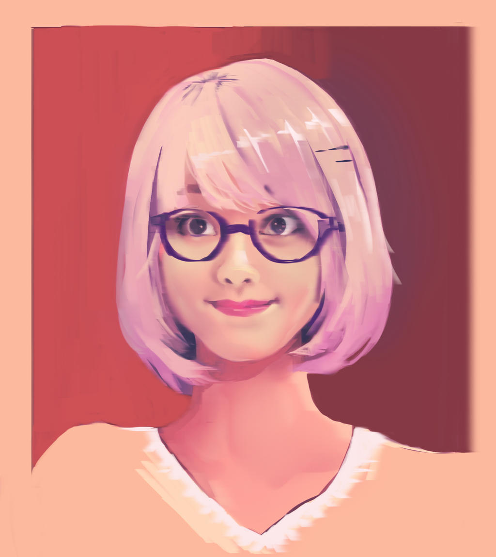 Aragaki Yui by tofusean on DeviantArt