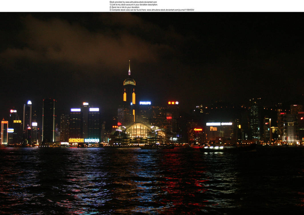 Hong Kong 1 by almudena-stock