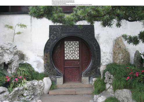 Shanghai door 2