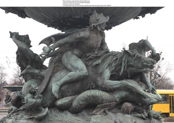 Fountain 12 by almudena-stock