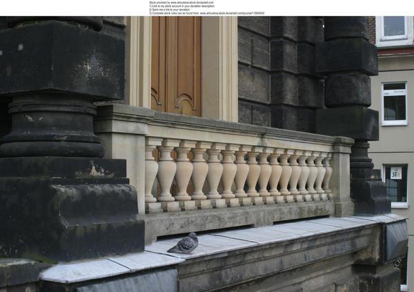 Balcony 1 by almudena-stock