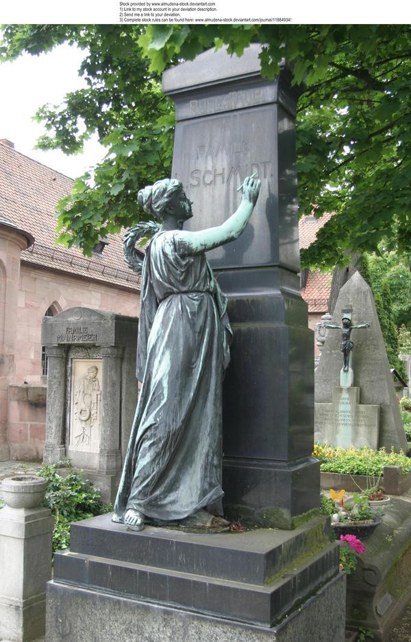 Nuremberg - cemetery 3 by almudena-stock