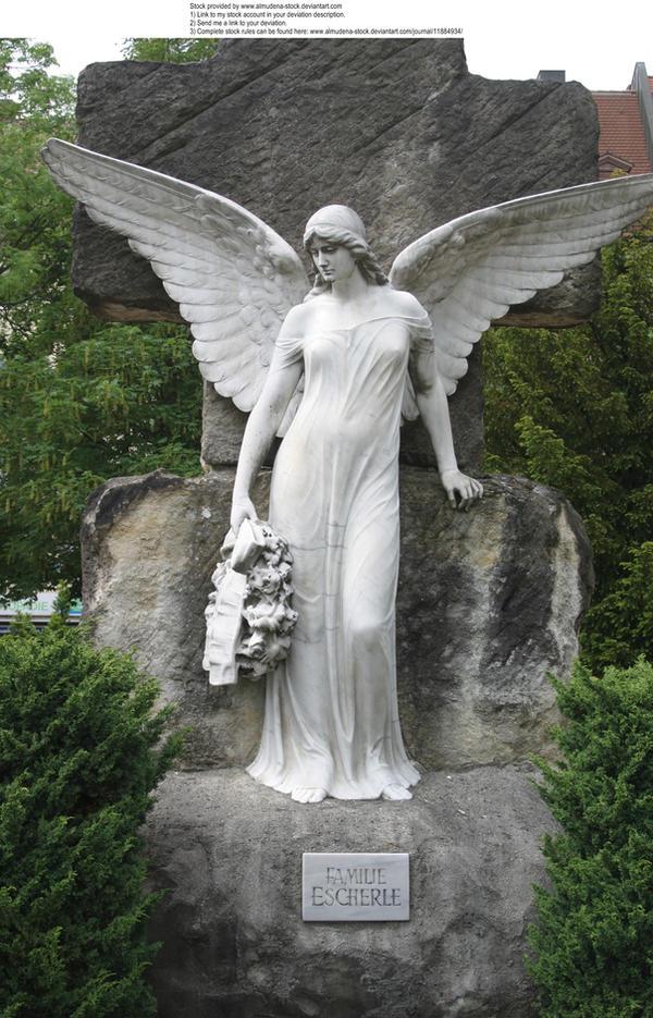 Nuremberg - cemetery 4 by almudena-stock
