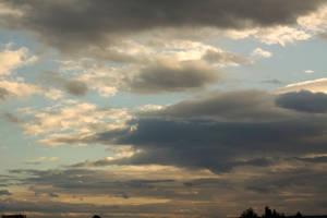 Sky 2 by almudena-stock