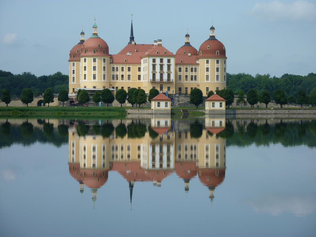 Baroque castle 37 by almudena-stock