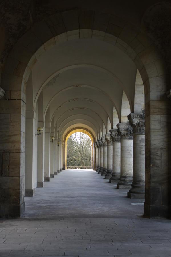 Leipzig Suedfriedhof 5 by almudena-stock