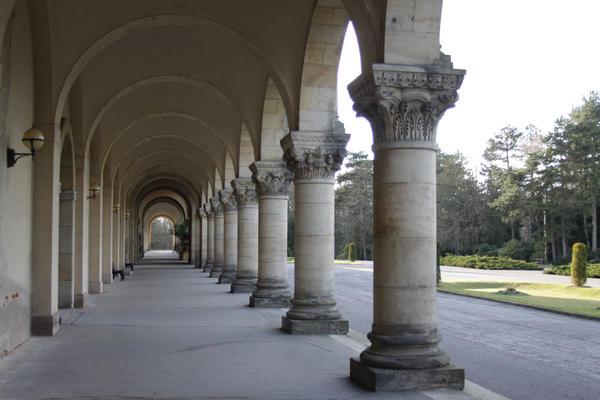 Leipzig Suedfriedhof 6 by almudena-stock