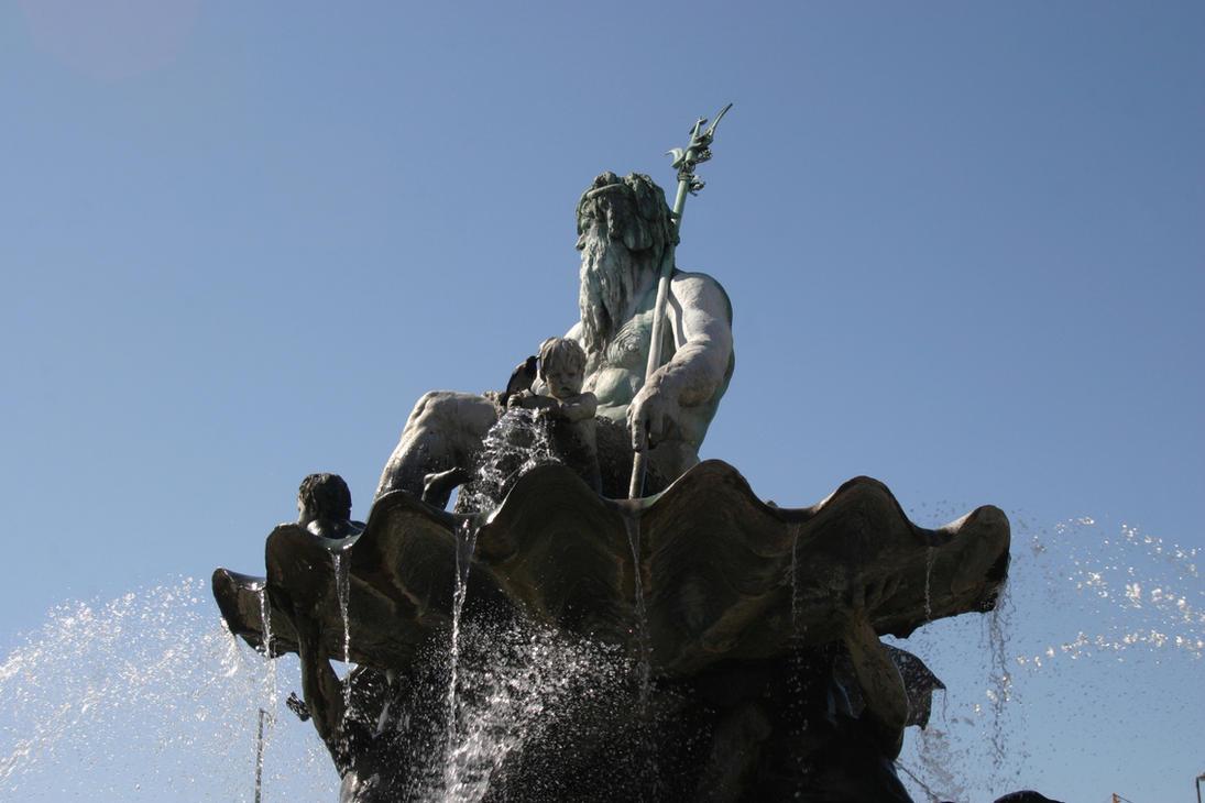 Neptune fountain 6 by almudena-stock