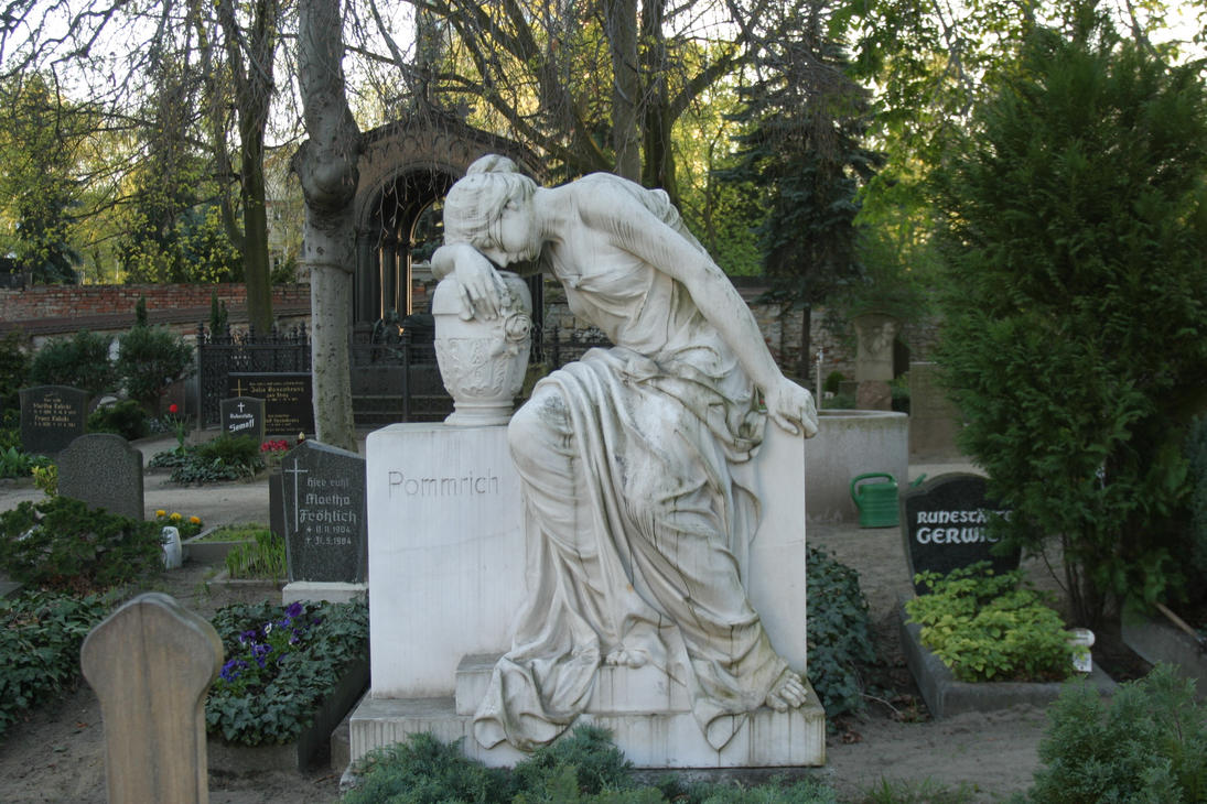 Statue 2 by almudena-stock