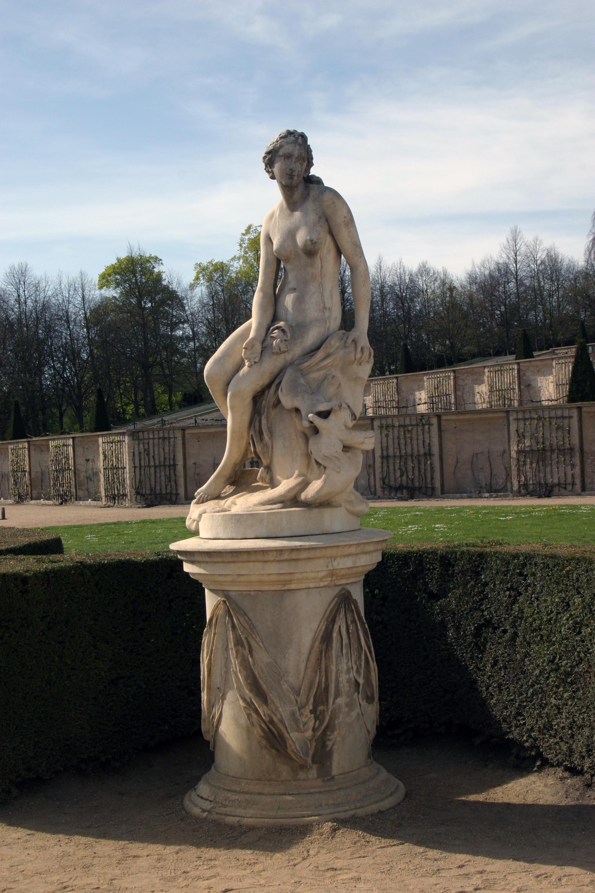 Baroque statue 2 by almudena-stock