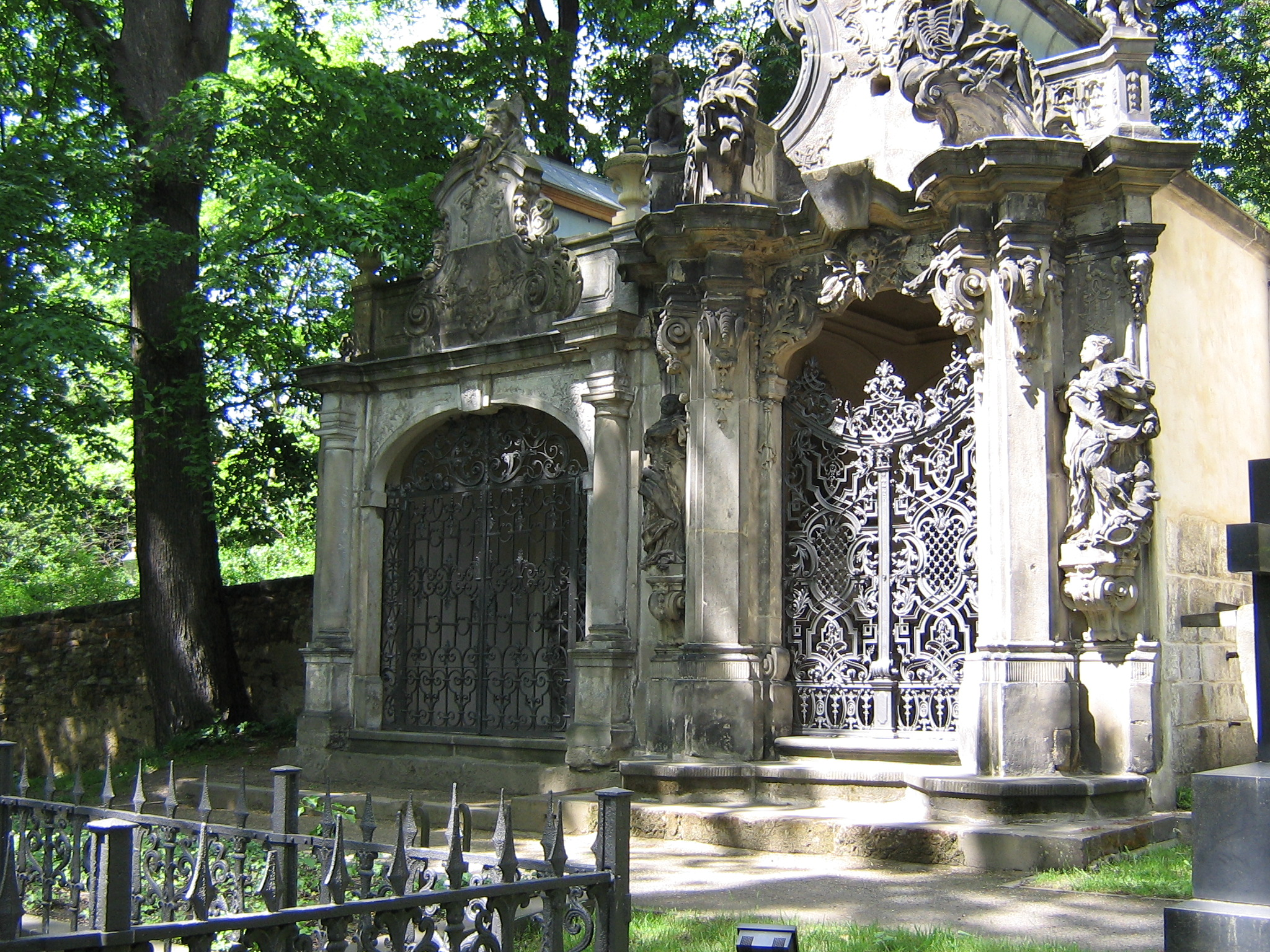 Mausoleum 4 by almudena-stock