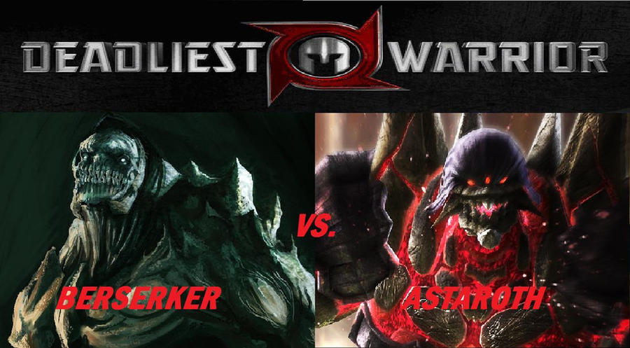 Deadliest Warrior GoWB vs SCA by Lord4536 on DeviantArt