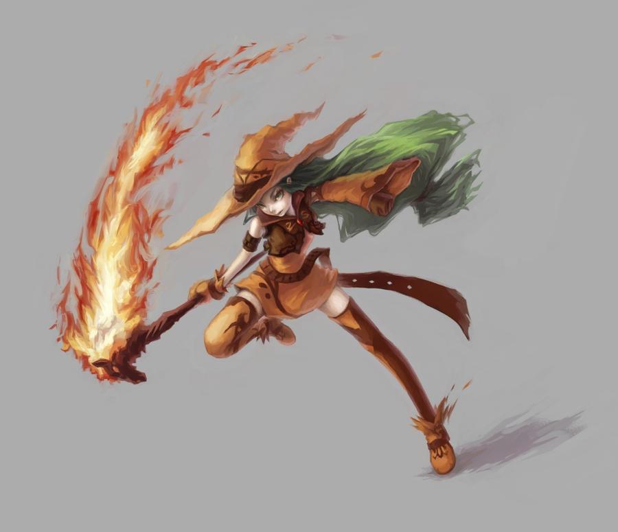 Fantasy (15) - Paint A Picture