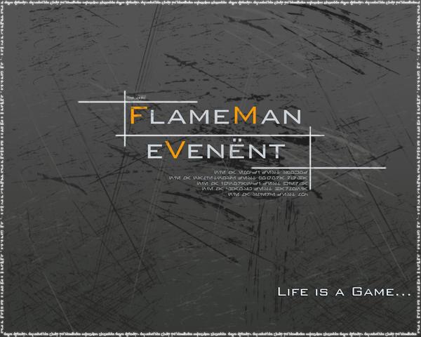 FlameMan's Wallpaper