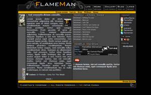FlameMan's Homepage - Orange