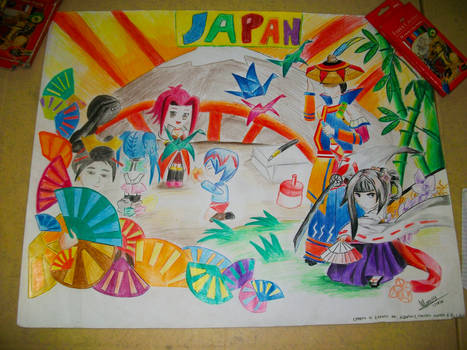 Featuring Asia: Japan