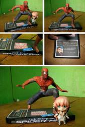Marvel Comics Presents: The Amazing Spiderman!