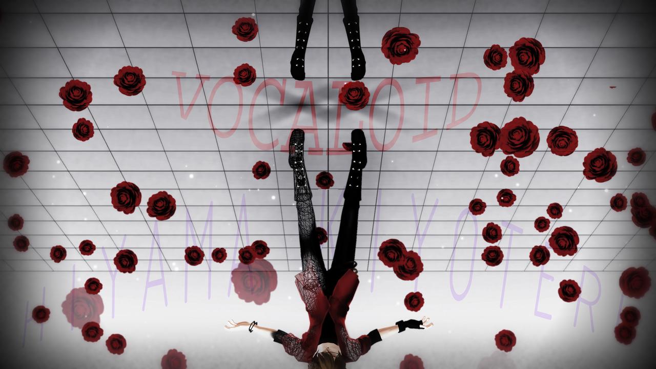 Kiyoteru Hiyama MMD Wallpaper by Pianodream