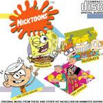 Nicktoons Album Cover