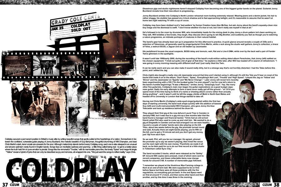 magazine layout by noheroinhersky on DeviantArt