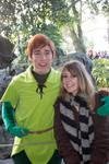 Meet Peter Pan