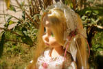 Rapunzel Dolly
