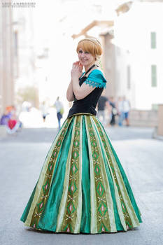 Anna Of Arendelle from Frozen