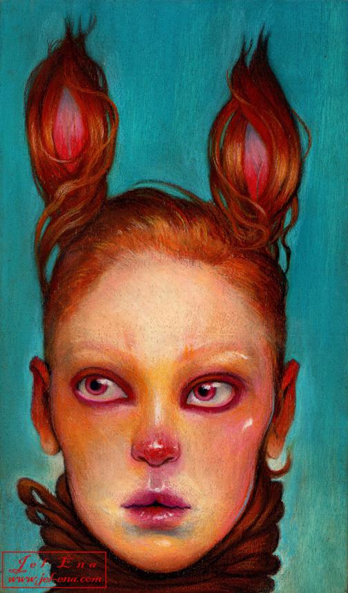 Ginger by Jel Ena by medusainfurs
