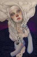 Black Tears by medusainfurs
