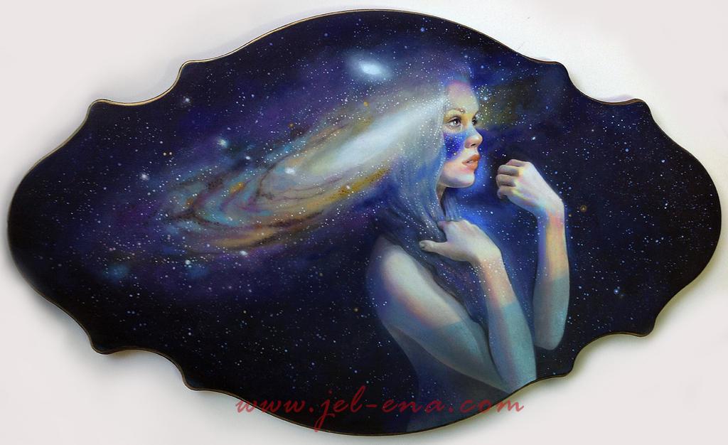 Andromeda by medusainfurs