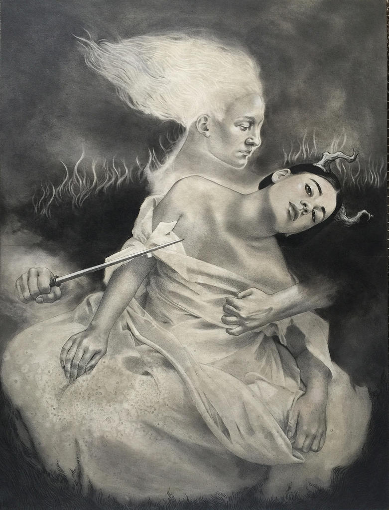Requiem Aeternam by medusainfurs