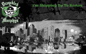 I'm Shipping Up To Boston by Black-Pixel
