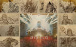 Diablo 3 Collage